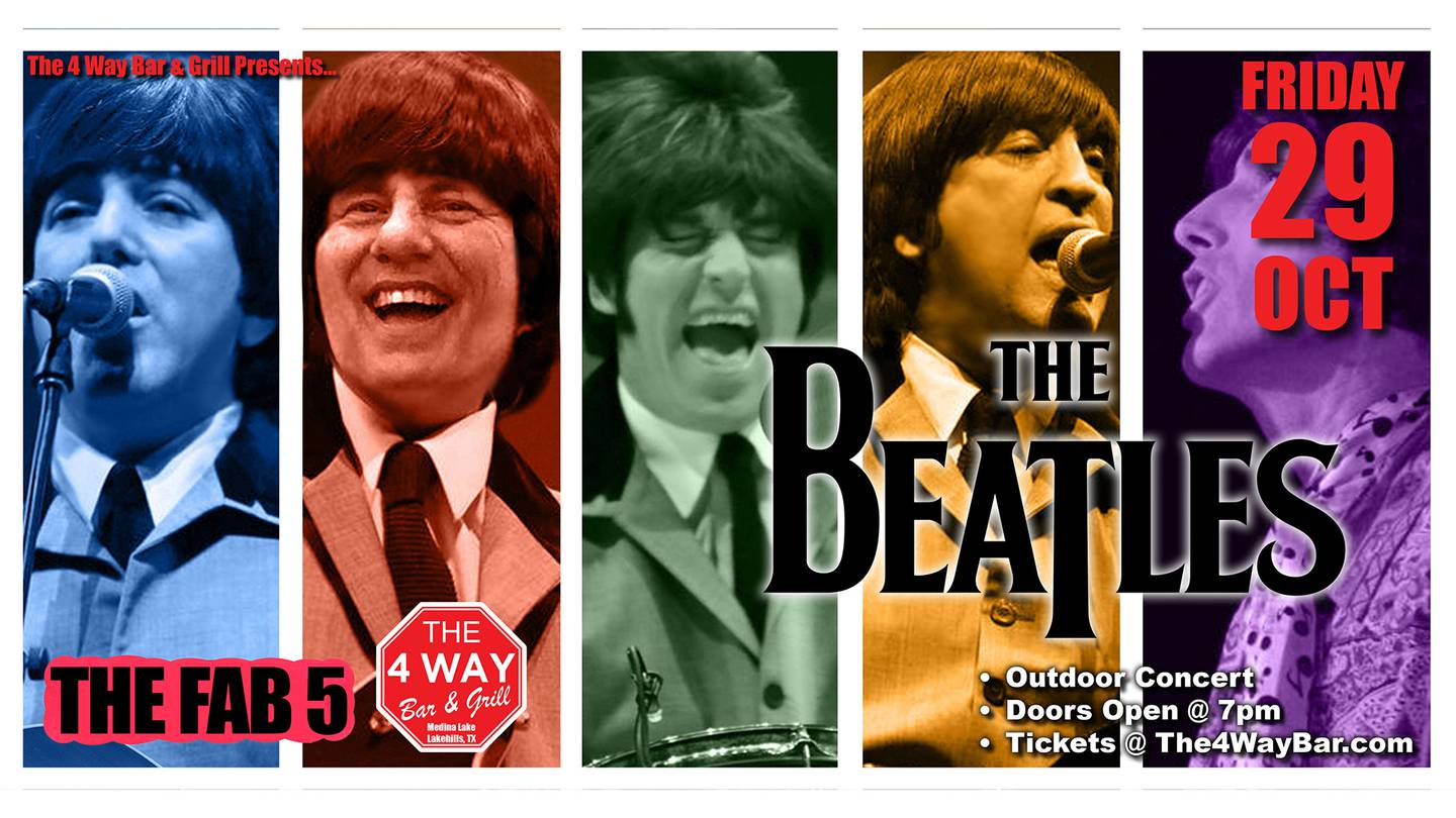 Enter to Win Tickets to The Beatles Tribute Show Show October 29th