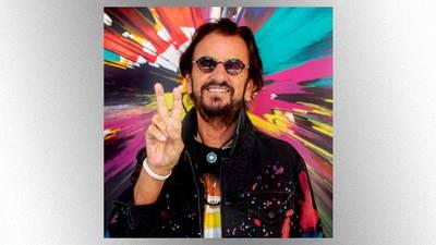 Ringo Starr recalls the time he and Charlie Watts helped John Bonham jam on Starr's drum kit