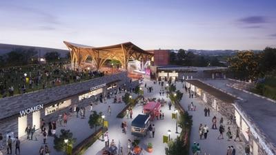 Sunken Garden Theater Renovation Plan