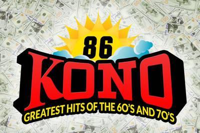 Win Free Stuff From 86KONO!