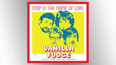 """Vanilla Fudge's Carmine Appice says playing with late bassist Tim Bogert on band's new single was """"magic"""""""