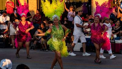 Fiesta Flambeau Parade - April 27, 2019