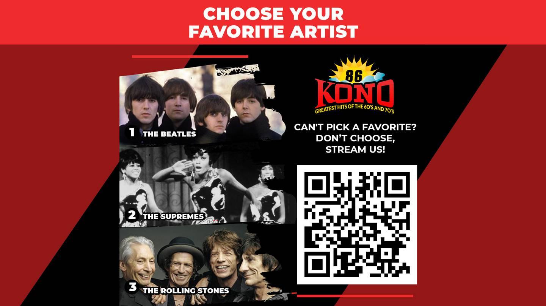 LISTEN LIVE: Listen to The Big 86 KONO now!