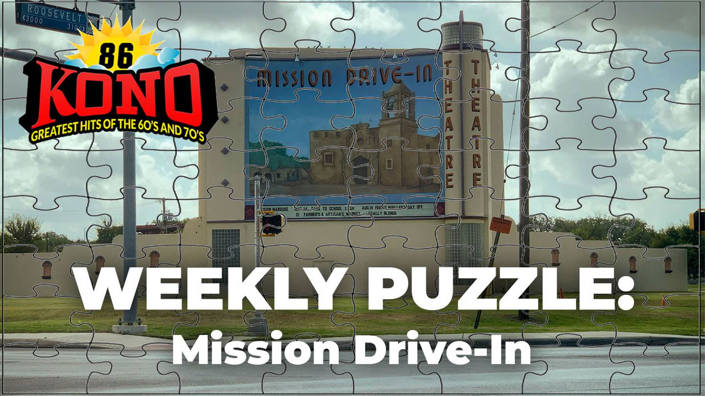 The Mission Drive-In - Complete The Big 86 Puzzle